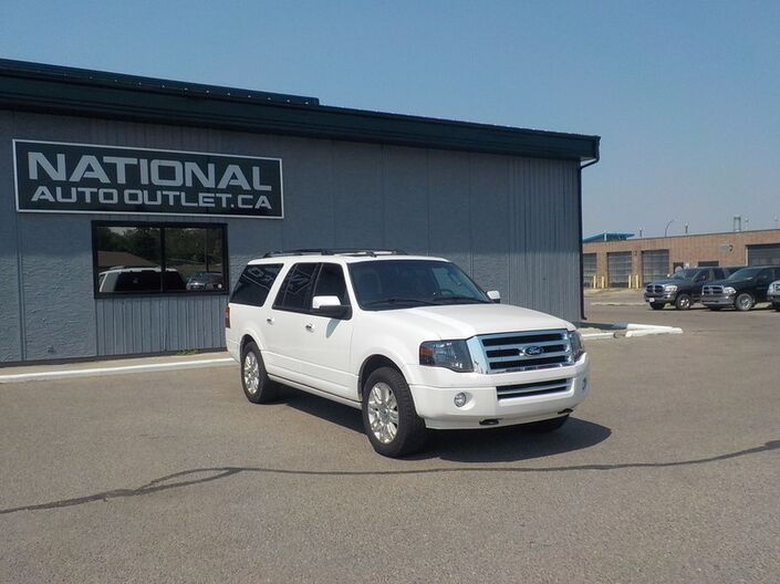 2014 Ford Expedition Max - SUN ROOF, NAVI, HEATED AND COLD SEATS Limited Lethbridge AB