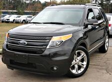2014_Ford_Explorer_** LIMITED ** - w/ NAVIGATION & LEATHER SEATS_ Lilburn GA