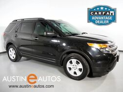 2014_Ford_Explorer_*3RD ROW, STEERING WHEEL CONTROLS, CRUISE CONTROL, POWER DOORS, POWER LOCKS, BLUETOOTH_ Round Rock TX