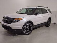 2014_Ford_Explorer_4WD 4dr Sport_ Cary NC