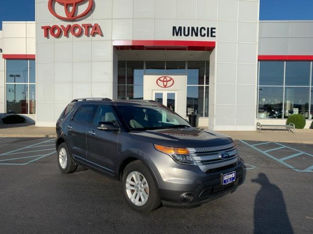 2014 Ford Explorer 4WD 4dr XLT Muncie IN