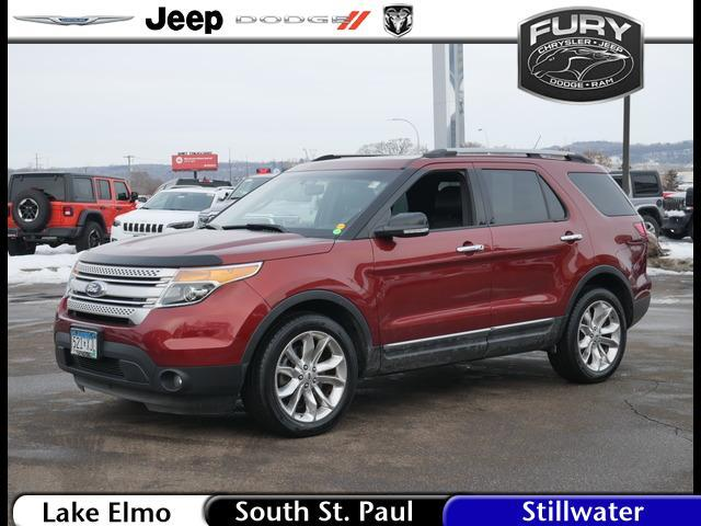 2014 Ford Explorer 4WD 4dr XLT St. Paul MN