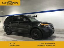 2014_Ford_Explorer_4WD **Black Alloys** 7 Passenger** 1 Owner**_ Winnipeg MB
