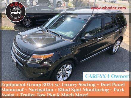 2014_Ford_Explorer_4WD Limited_ Arlington VA