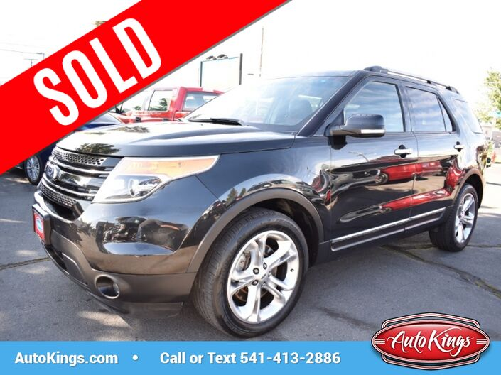 2014 Ford Explorer 4WD Limited Bend OR