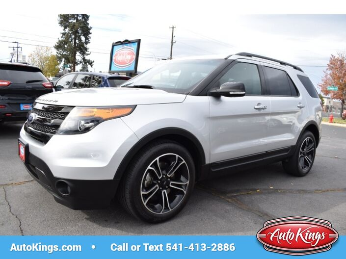 2014 Ford Explorer 4WD Sport Bend OR
