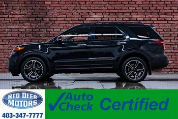 2014_Ford_Explorer_AWD Sport Leather Roof Nav BCam_ Red Deer AB