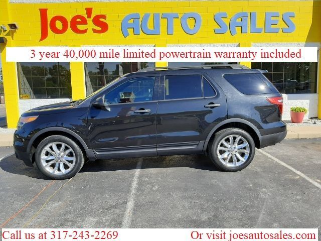 2014 Ford Explorer Base 4WD Indianapolis IN