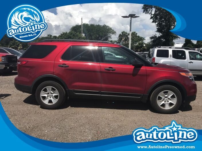 2014 Ford Explorer Base Jacksonville FL