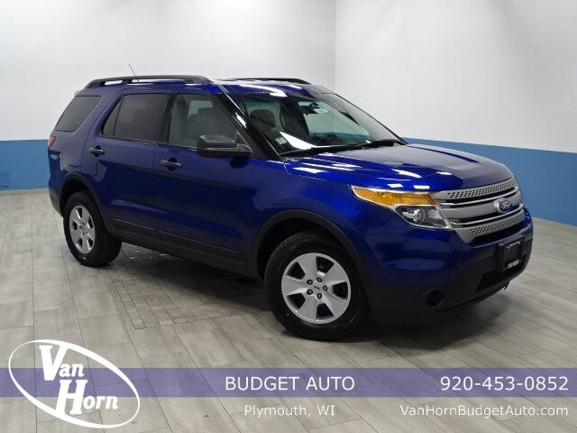 2014 Ford Explorer Base Plymouth WI