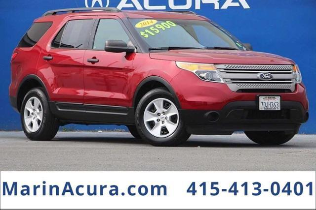 2014_Ford_Explorer_FWD 4dr Base_ Bay Area CA