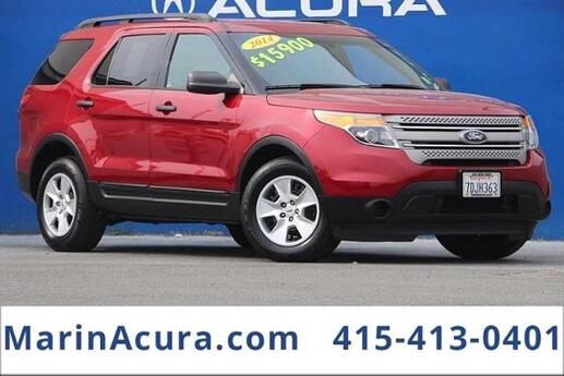 2014 Ford Explorer FWD 4dr Base Bay Area CA