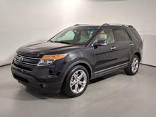 2014_Ford_Explorer_FWD 4dr Limited_ Cary NC
