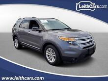 2014_Ford_Explorer_FWD 4dr XLT_ Cary NC