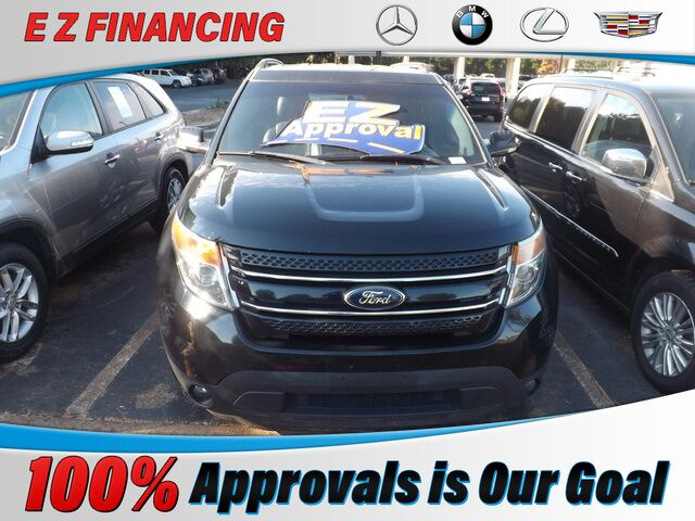 2014 Ford Explorer LIMITED Morrow GA