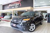 2014 Ford Explorer Limited -3rd Row, Heated Seats, Dual Sun Roofs