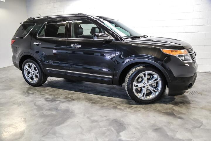 2014 Ford Explorer Limited Charlotte NC