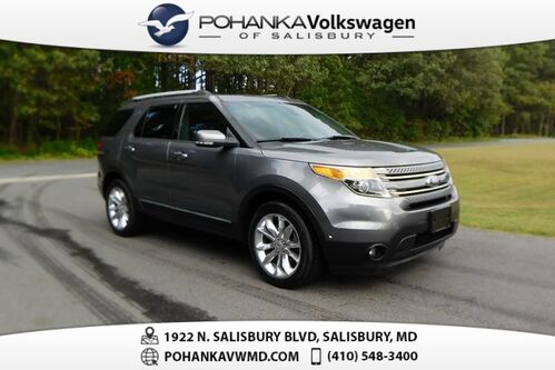 2014_Ford_Explorer_Limited ** NAVIGATION & SUNROOF ** 4X4 **_ Salisbury MD