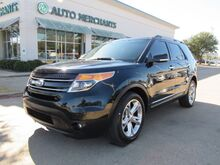 2014_Ford_Explorer_Limited 4WD 3RD ROW HEATED SEATS BACKUP CAM BLUETOOTH_ Plano TX