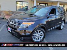 2014_Ford_Explorer_Limited 4WD_ Fredricksburg VA