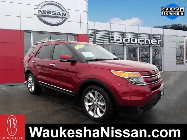 2014 Ford Explorer Limited 4WD Waukesha WI