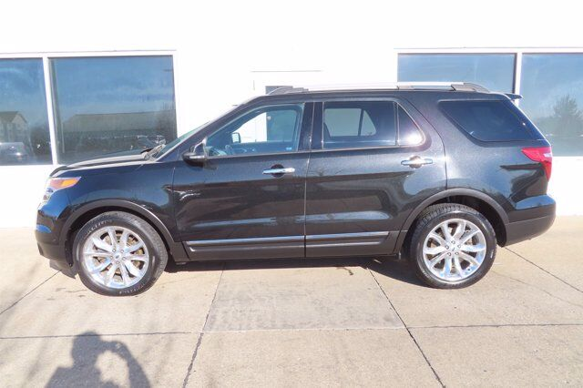 2014 Ford Explorer Limited AWD Moline IL