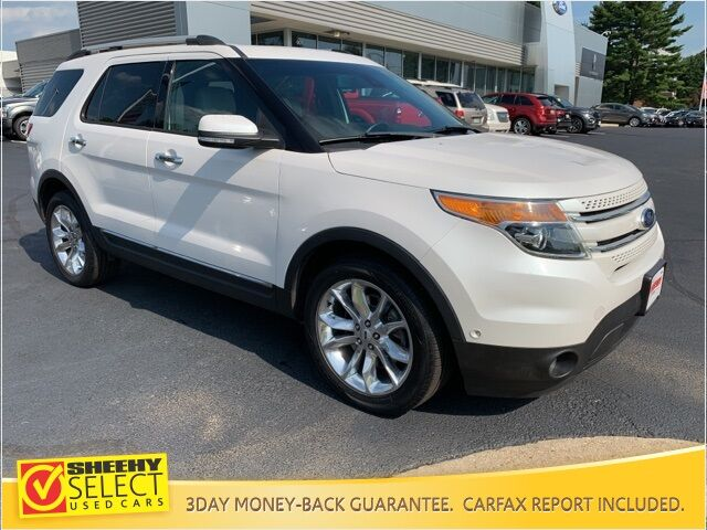 Used 2014 Ford Explorer Limited In Gaithersburg Md