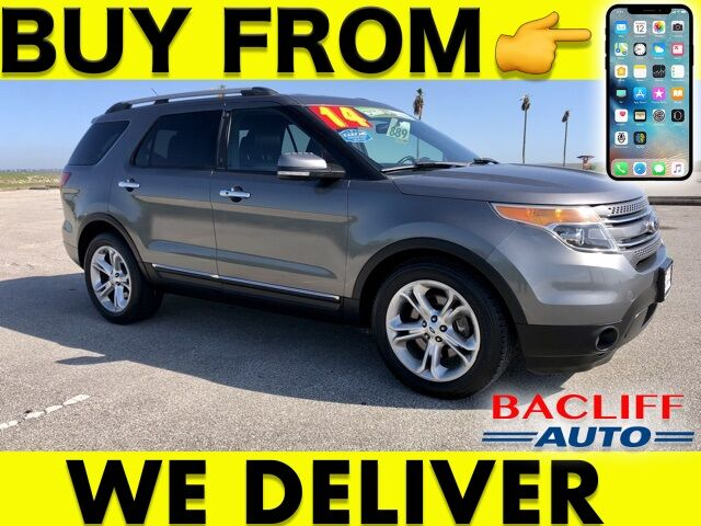 2014 Ford Explorer Limited Bacliff TX
