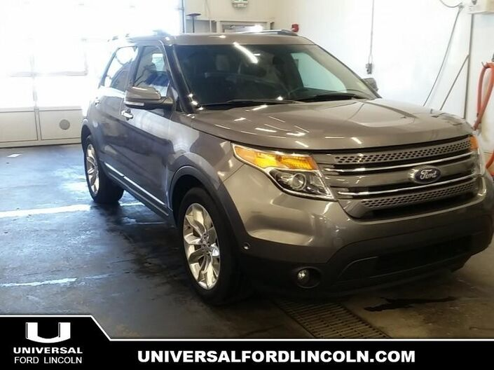 2014 Ford Explorer Limited Calgary AB