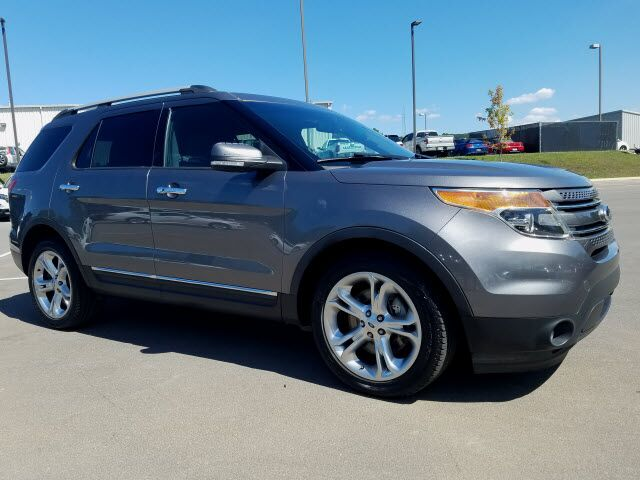 2014 Ford Explorer Limited Chattanooga TN