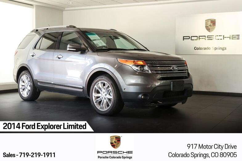 2014 Ford Explorer Limited Colorado Springs CO