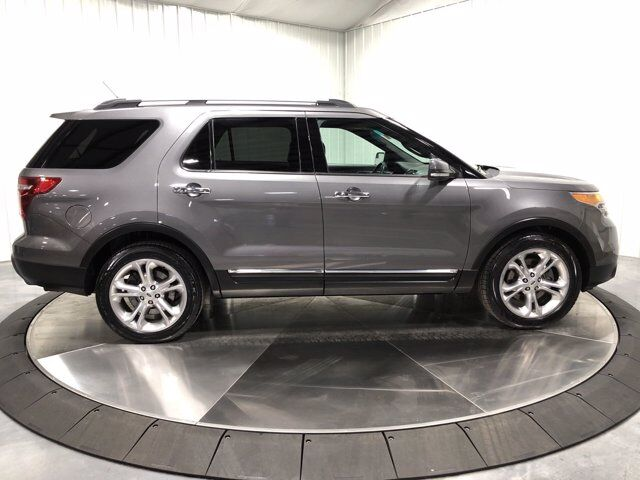 2014 Ford Explorer Limited FWD Moline IL