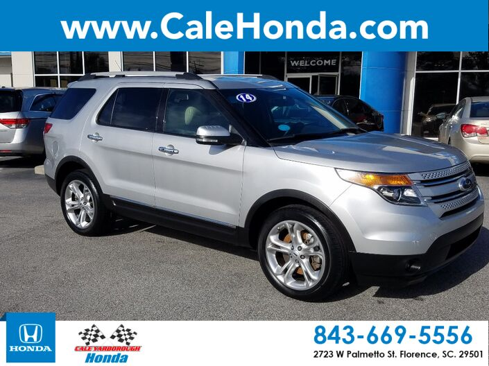2014 Ford Explorer Limited Florence SC