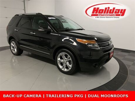2014 Ford Explorer Limited Fond du Lac WI