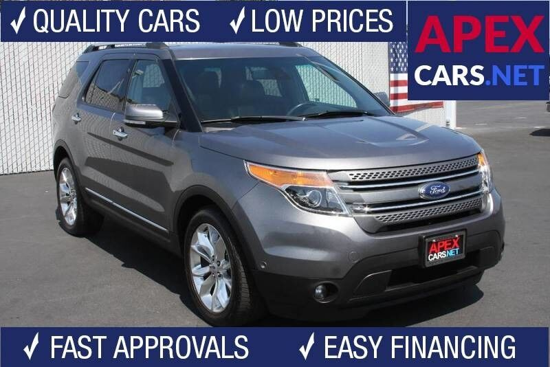 2014 Ford Explorer Limited Fremont CA