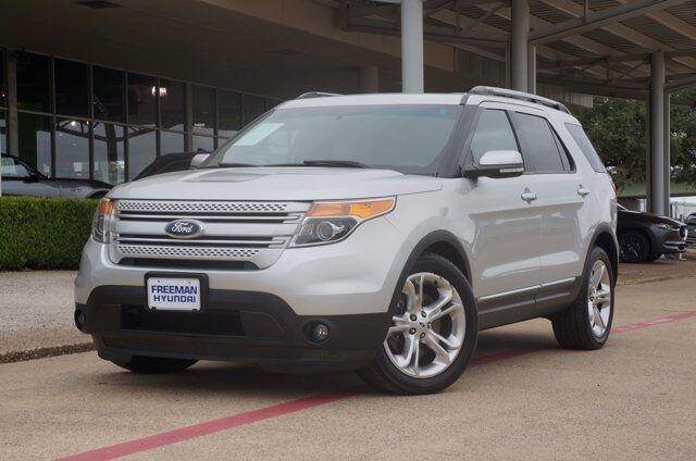 2014 Ford Explorer Limited Irving TX