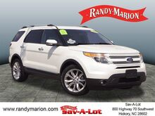 2014_Ford_Explorer_Limited_ Hickory NC