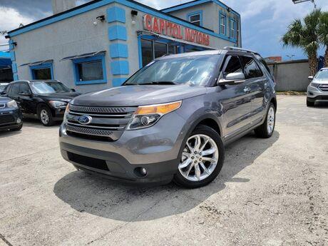2014 Ford Explorer Limited Jacksonville FL