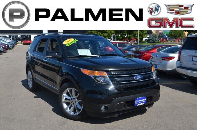 2014 Ford Explorer Limited Kenosha WI