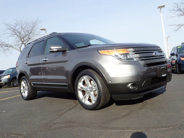 2014 Ford Explorer Limited Libertyville IL