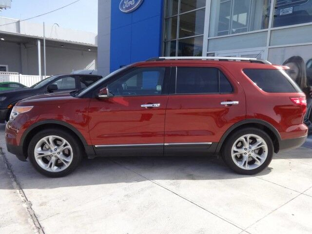 2014 Ford Explorer Limited Mayagüez PR
