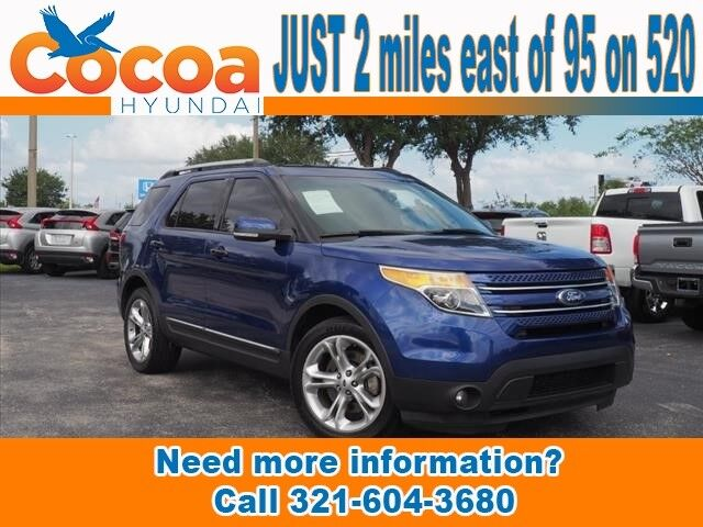 2014 Ford Explorer Limited Melbourne FL