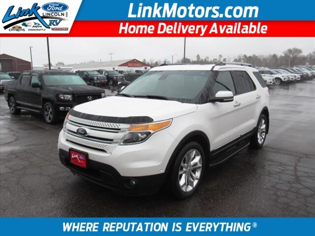 2014 Ford Explorer Limited Minong WI