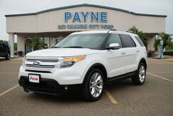2014_Ford_Explorer_Limited_ Mission TX
