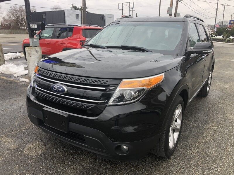 2014 Ford Explorer Limited Versailles PA