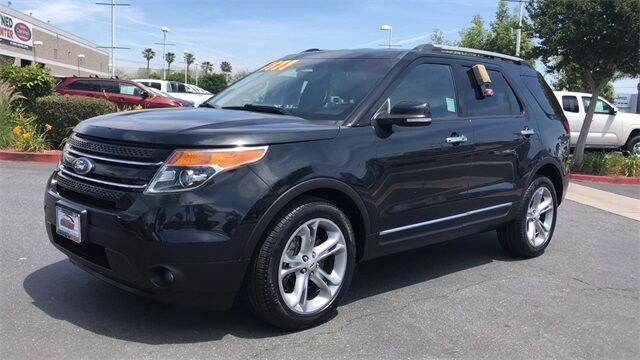 2014 Ford Explorer Limited Ontario CA