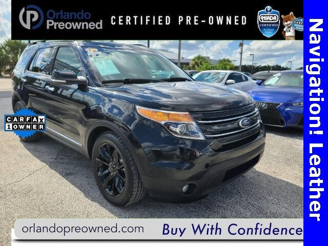 2014 Ford Explorer Limited Orlando FL