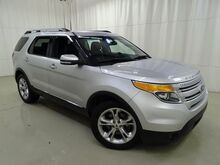 2014_Ford_Explorer_Limited_ Raleigh NC
