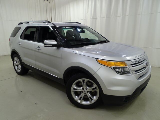 2014 Ford Explorer Limited Raleigh NC