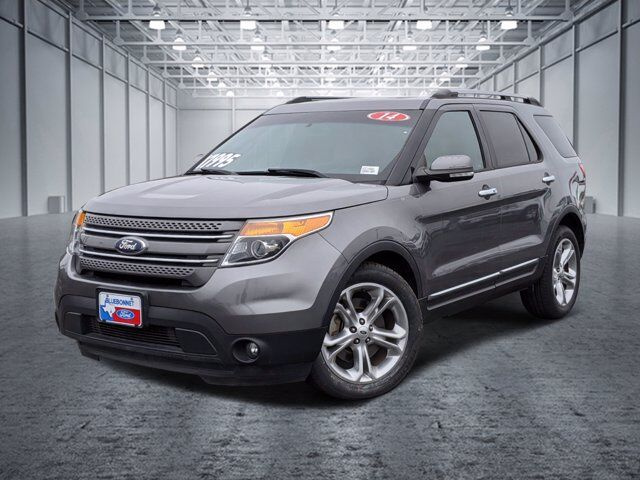 2014 Ford Explorer Limited New Braunfels TX